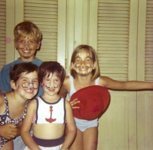 25. Mark, Anne, Kelly and Cary